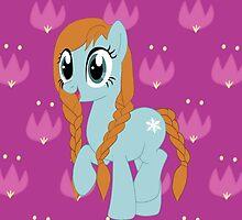 Pony Anna by Ashley Krauss