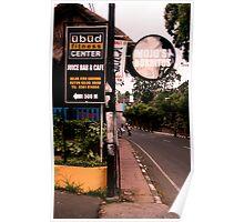 Ubud Fitness Centre, Ubud, Bali Poster