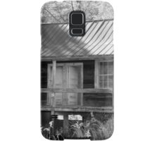 Old House At An Angle  Samsung Galaxy Case/Skin