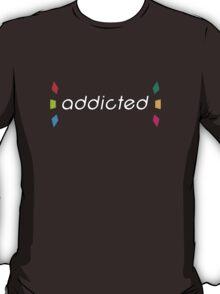 Amiibo 'addicted' shirt/drawstring bag/etc... T-Shirt