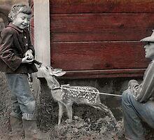 Uncle Obert and Naughty by Kay Kempton Raade