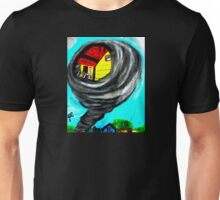 WIZARD OF OZ, TWISTER Unisex T-Shirt