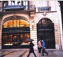 Guerlain Flagship store, Paris by MarianBendeth