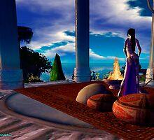 Goddess Seeker #3  女神の求職者 by Marla Louise