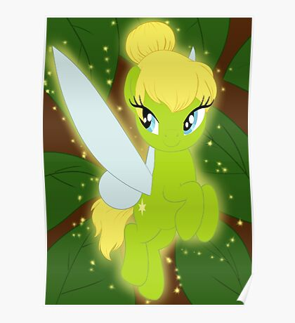 Pony Tinkerbell Poster
