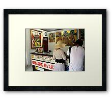 Ubud Wisata, Ubud, Bali Framed Print