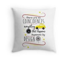 Once Upon a Time Quote - Neal & Emma (Swanfire) Throw Pillow