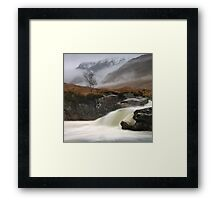 Glen Etive Framed Print