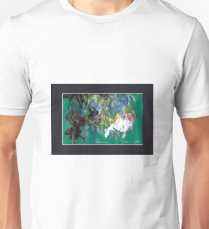 PAINTING ABSTRACT Unisex T-Shirt
