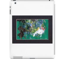 PAINTING ABSTRACT iPad Case/Skin
