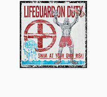 The Lifeguard Creature Is On Duty (2) Unisex T-Shirt