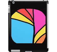 Rain bow design art iPad Case/Skin