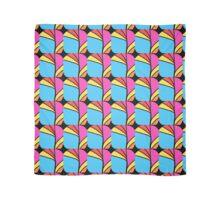 Rain bow design art Scarf