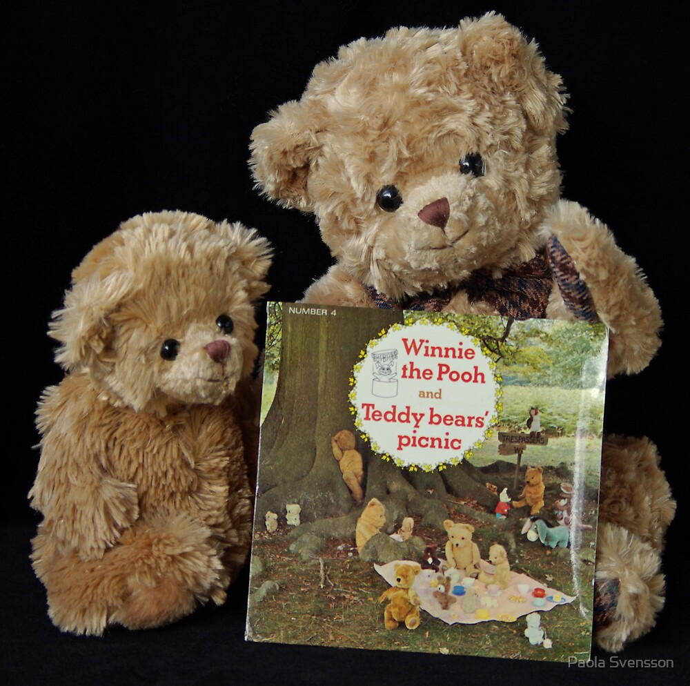 Please, tell me more about Winnie The Pooh... by Paola Svensson