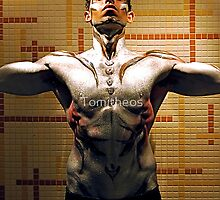 Mercury Man by Tomitheos