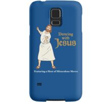 Dancing with Jesus Samsung Galaxy Case/Skin