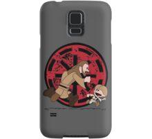 Lets Be Jedi (Qui Gon & Anakin EP1) Samsung Galaxy Case/Skin