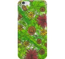 Hothouse Flowers iPhone Case/Skin