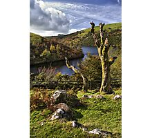 Meldon Reservoir, Dartmoor National Park, Devon Photographic Print