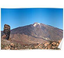 El Teide: Roques de Garcia Poster