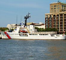 U.S. Coast Guard Ship by Cynthia48