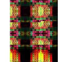 Abstract Pattern Design 3 Photographic Print