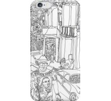cuba we want you kind of iPhone Case/Skin
