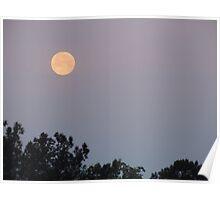 Clockwork Luna Poster