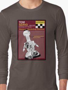 Servo Workshop Manual Long Sleeve T-Shirt