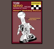 Servo Workshop Manual Unisex T-Shirt