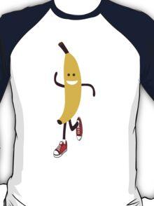 Awesome Running Banana T-Shirt