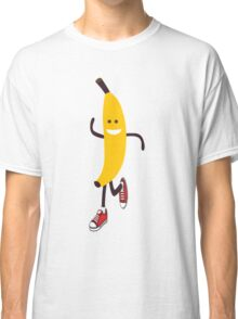 Awesome Running Banana Classic T-Shirt