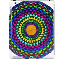 Multi-Colored Mandala iPad Case/Skin