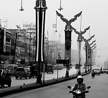 On The Road To Mandalay by Stuart Robertson Reynolds
