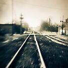 at the crossroads by Jeff Rinehart