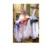 Venice - Carnival Mask Series 10 Art Print