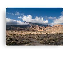 El Teide: Roques de Garcia Panorama Canvas Print
