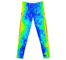 The cosmic microwave background (CMB) is the left-over heat from the Big Bang. Leggings