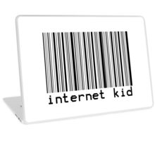 Internet Kid Laptop Skin