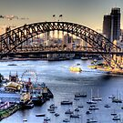 Sydney In Closeup - Mood Of A City - The HDR Experience by Philip Johnson