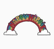 Happy Hippie: Logo by Zach Williams
