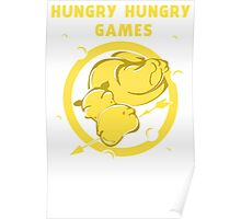 Hungry Hungry Games Poster