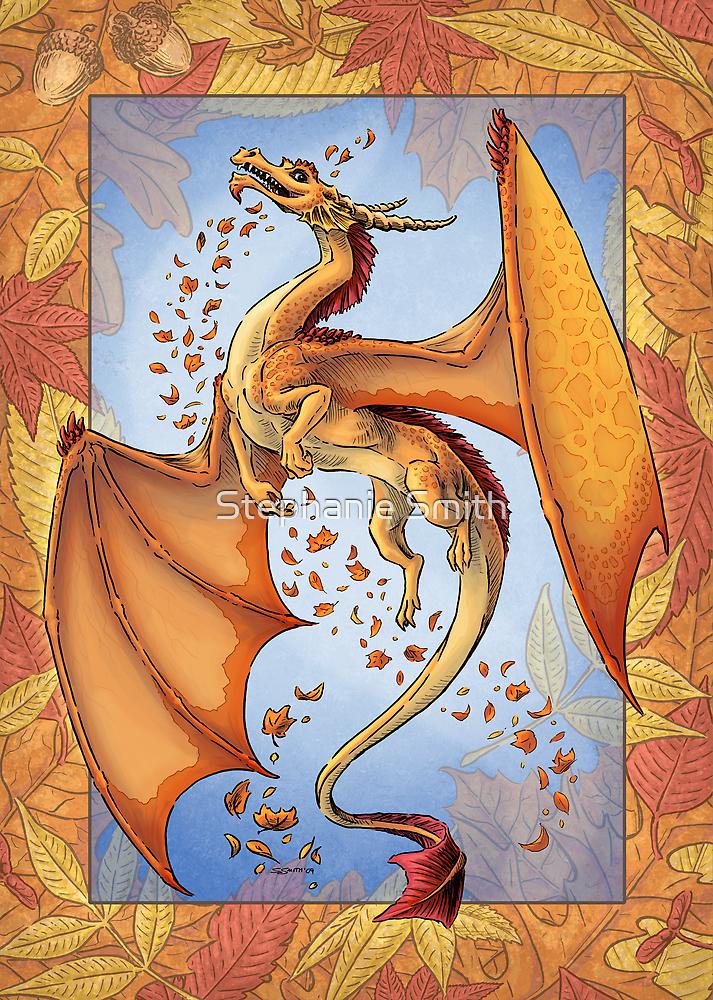 The Dragon of Autumn by Stephanie Smith