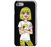 Happy Hippie: Backyard Sessions [Kitty] iPhone Case/Skin