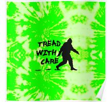 Tread With Care Poster