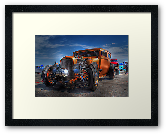 Rat Rod by Gregory Collins