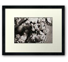 (untitled) Framed Print