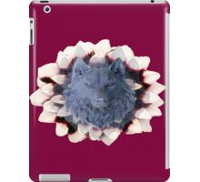 Flowers or blood  iPad Case/Skin