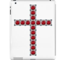 October Ruby Cross iPad Case/Skin