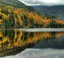 Autumn Reflections by -Rhonda-
